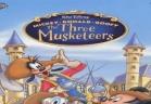 مدبلج Mickey, Donald, Goofy: The Three Musketeers