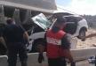 القدس: مصرع شادي عبيد واصابتين بالغتين في حادث طرق ذاتي