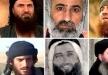 بالصور.. هؤلاء رجال خليفة داعش الخمسة