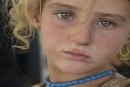 طفلة يزيدية (9 سنوات) تحمل بعد إغتصابها من 10 داعشيين