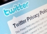تويتر يعدل سياسة الخصوصية للحسابات غير الأميركية