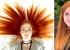 صور: فتاة بريطانية تمنع من دخول المدرسة بسبب لون شعرها