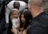 كيم كاردشيان في إسرائيل لتعميد ابنتها بالقدس