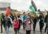 الاحتلال يقمع مسيرة النبي صالح