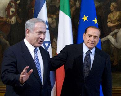 نتنياهو يسافر لإيطاليا لعرقلة الاعتراف