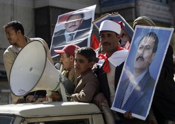 علي عبد الله صالح يعود