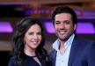 زواج حسن الرداد وإيمي سمير غانم على يد السبكي