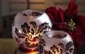 الشموع: اجواء روحانية وهدوء نفسي وسكينة