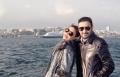 أحلام في رحلة حب مع زوجها في تركيا