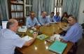 رئيس مجلس الجش لـ نواب التجمع: ملتزمون بالإجماع الفلسطيني فيما يتعلق بالتجنيد