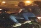 شباب يستعرضون بفتيات على دراجات نارية بجدة