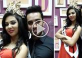 بالفيديو وبالصور.. ليث أبو جوده وإبتسام تسكت ملك وملكة جمال الأكاديمية