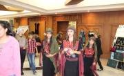 افتتاح مهرجان التراث السابع في قصر رام الله الثقافي