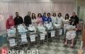 ولادة اربعة ازواج توائم بيوم واحد في مستشفى نهريا
