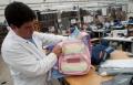 شركة تصنع حقائب وملابس واقية من الرصاص للأطفال