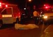 الناصرة: مصرع محمد توفيق بشر(25 عاماً) بحادث اصطدام بشاحنة عسكرية قرب الكعبية