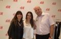 مؤتمر صحفي بمناسبة ضم مجموعتين جديدتين إلى دكان H&M في بيـﭻ فاشين- الناصرة