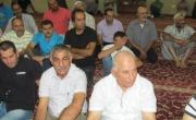أول مسابقة رمضانية في جامع عمر المختار يافة الناصرة