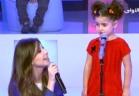 نانسي عجرم في برنامج ستار صغار