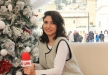 لينا مخول: تغني الميلاد بصوتها الدافئ وتعلن عن حفلاتها المجانية القريبة