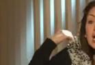 مذيعة مصرية تخلع الحجاب وتنسحب على الهواء