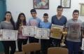 طلاب المغار في أولمبياد الروبوتيكا والفضاء