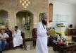 الشيخ غسان عثامنة: الدين الاسلامي هو دين سلام وليس ارهاب