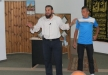 الاستاذ اشرف سلفيتي يقدم مفاتيح النجاح في شفاعمرو