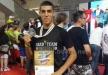 امير محمد اسعد يحقق الميدالية البرونزية العربية في بطولة العالم بالكيك بوكس