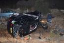 مجدالكروم: حادث طرق واصابة رجل بصورة صعبة