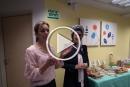 لئوميت الناصرة: محاضرة عن التغذية السليمة لاخصائية التغذية ماس وتد
