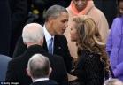 طالبة تحرج الرئيس أوباما: لدى سماعي بأن شخصية مميزة ستزور المدرسة كنت أتمنى أن تكون بيونسيه