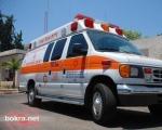 اصابتان طفيفتان بانقلاب سيارة بين جلجولية وكفار سابا