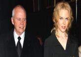 نيكول كيدمان توقف تصوير فيلمها لوفاة والدها