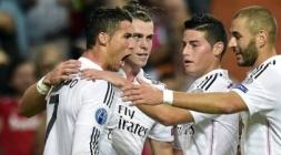 ريال مدريد يسحق بازل بخماسية وفوز دراماتيكي لليفربول