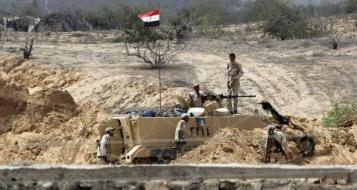 الجيش المصري يقتل فلسطينيًا دخل من أحد الأنفاف إلى سيناء
