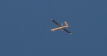 سقوط طائرة اسرائيلية بدون طيار في جنوب لبنان
