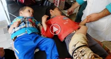 وفاة 60 طفلا سوريا بلقاحات فاسدة من تركيا