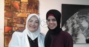الناصرة: الانامل الذهبية تطلق معرض خلجات وتدعو لدعم الفن