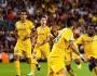 برشلونة يحقق فوزاً ثميناً على ابويل