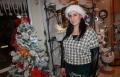 مرفت مارون لبُكرا: تنسيق الالوان يعطي شجرة الميلاد منظراً بهياً