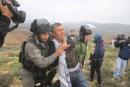 ترمسعيا: إصابة 9 فلسطين في مواجهات احياء لاستشهاد زياد أبو عين
