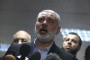هنية يدعو مصر لإلزام  إسرائيل بوقف إطلاق النار