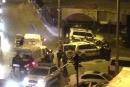 القدس: مواجهات في حي واد الجوز واصابة 3 شبان واعتقالات