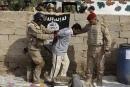 داعش قتل 100 عنصر اجنبى حاولوا الفرار