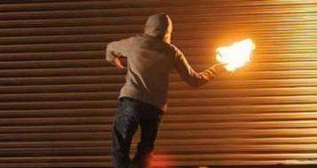 الشرطة: القاء زجاجتين حارقتين في عيلبون على خلفية نزاع عائلي