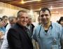 د. سلمان زرقة يستلم وظيفته مديرًا لمستشفى صفد