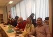 د.أحمد بشير يمثل الكلية الأكاديمية العربية للتربية في حيفا في اجتماع تحضيري لمشروع المعلم الباحث