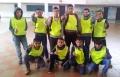 طوبا: تدريب الهزة اﻷرضية في مدرسة الحكمة