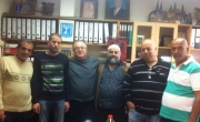 عقد راية الصلح بين عائلتي السيد عبد الرحيم أسعد عبد الحي والسيد مروان طلال ناصر